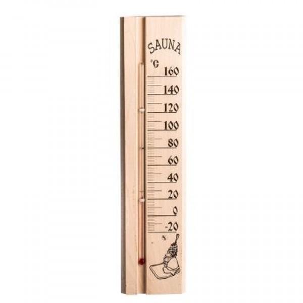 Термометр для бани и сауны большой ТСС-2Б п/п Баня/Сауна    /1/20