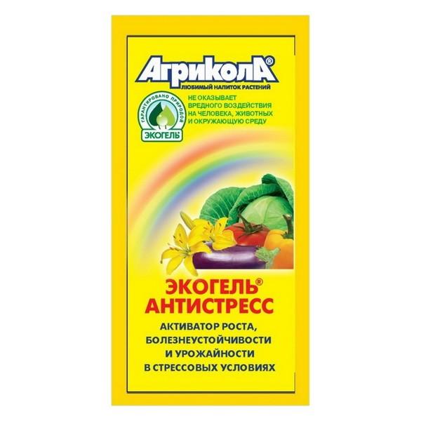 Агрикола Экогель Антистресс 20мл