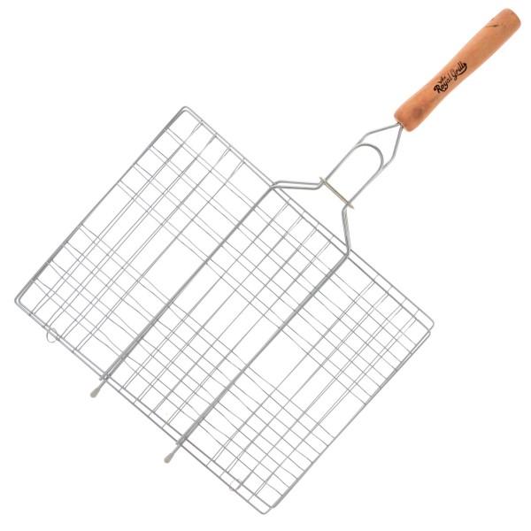 Решетка-гриль плоская маленькая 32*24
