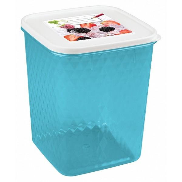 Контейнер для замораживания и хранения продуктов 2,3л Кристалл