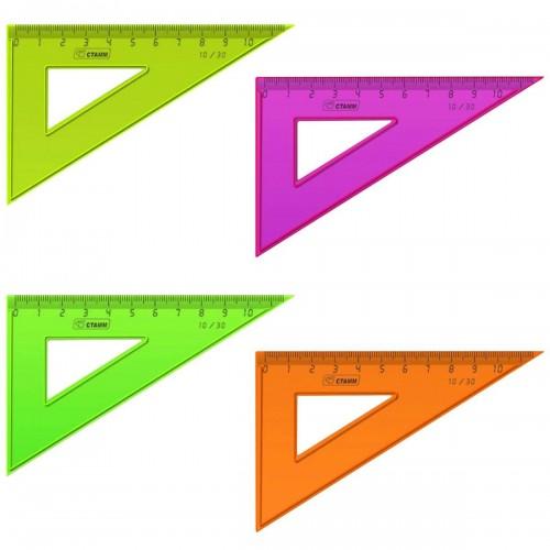 Треугольник пластик 30х10см