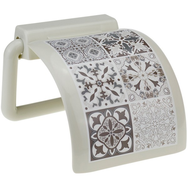 Держатель для туалетной бумаги ДЕКО (пэтчворк)