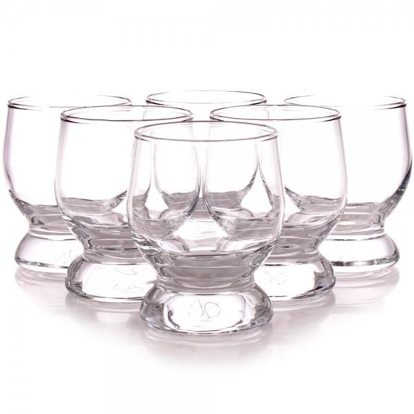 Набор 6 стаканов Акватик 222мл