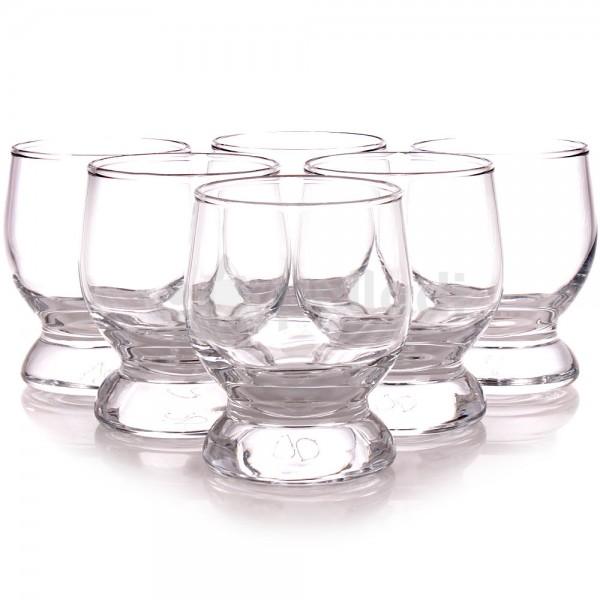 Набор 6 стаканов Акватик 222мл 42972