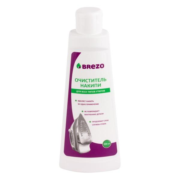 Очиститель накипи для утюгов BREZO 250мл