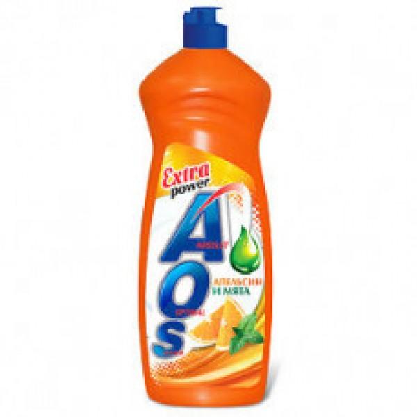 ЖМС Аос 900 мл апельсин и мята