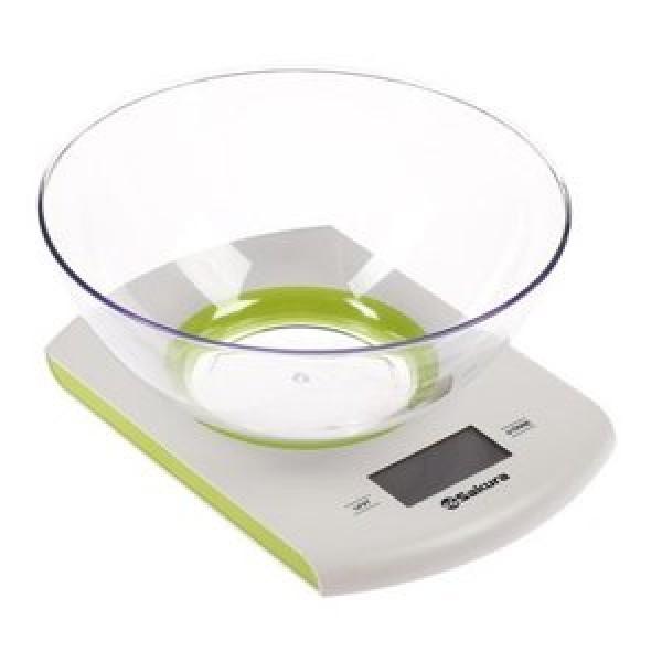 Весы кухонные SAKURA SA-6078Р 7кг элек фиолет