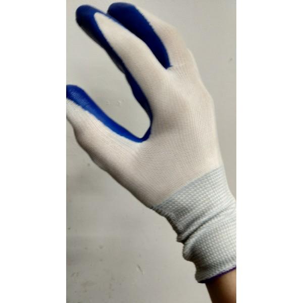 Перчатки нейлоновые обливн.ладонь  Exprofil