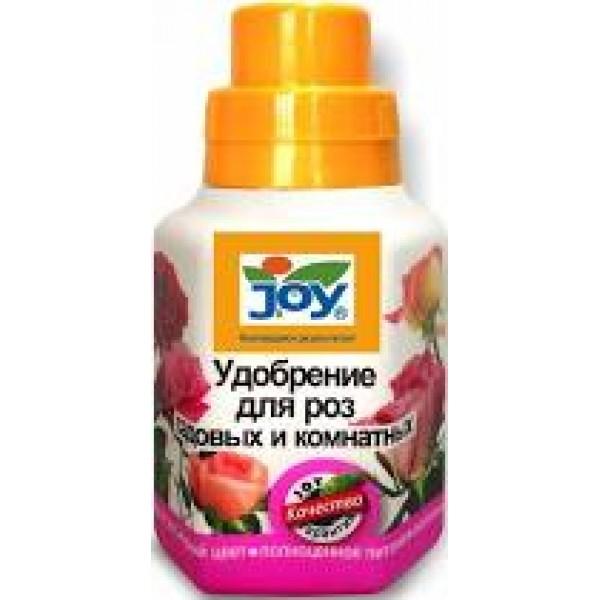 Жидкое удобрение для цветущих растений JOY 0,25мл