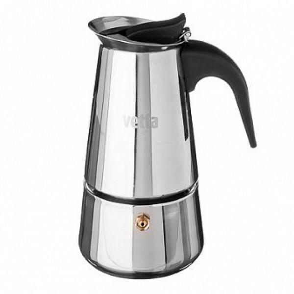 Кофеварка гейзерная 400мл, о850130