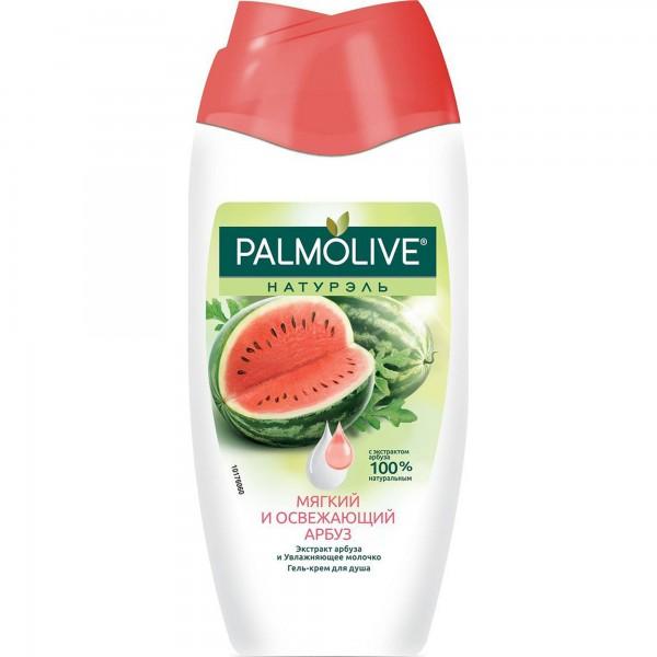 Гель для душа Палмолив 250мл Мягкий и освежвющий арбуз