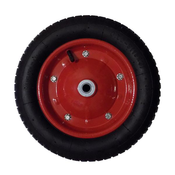 Колесо для тачки 3,00-8(13*3) (dосев. от.-16мм), PALISAD