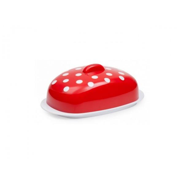 Масленка Маруся, красный, ик21012