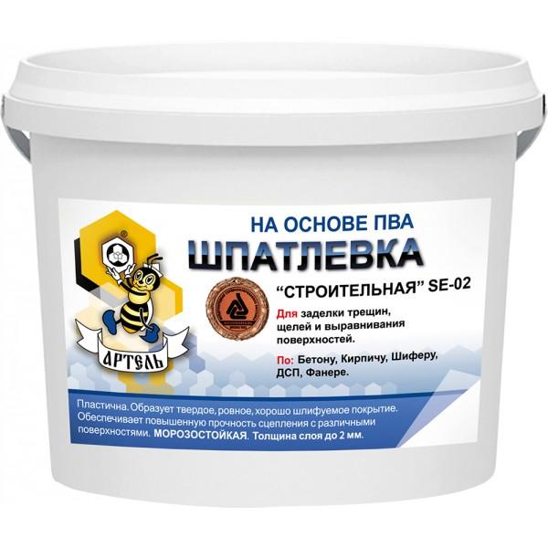 Шпаклевка на ПВА 1,5кг г.Ижевск