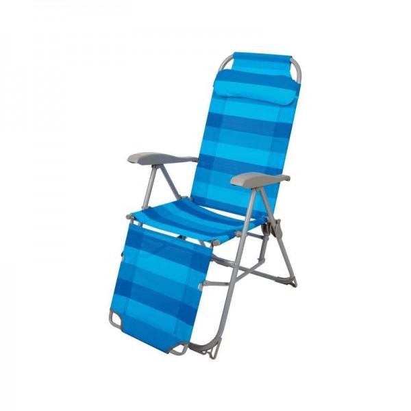 Кресло-шезлонг складное К2 НИКА