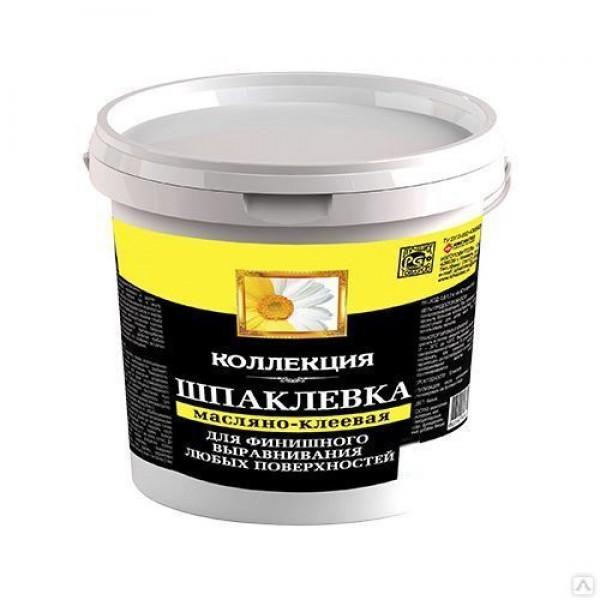 Шпаклевка масляно-клеевая 1,5кг г.Ижевск