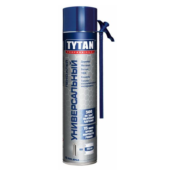 Пена-клей универсальный STRAW TYTAN Professional 750мл