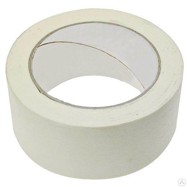 Клейкая лента TPL 50мм*10м белая,