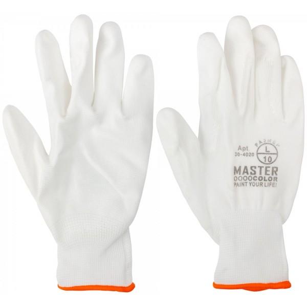 Перчатки из полиэстера с полиуретановым покрытием РSV036P