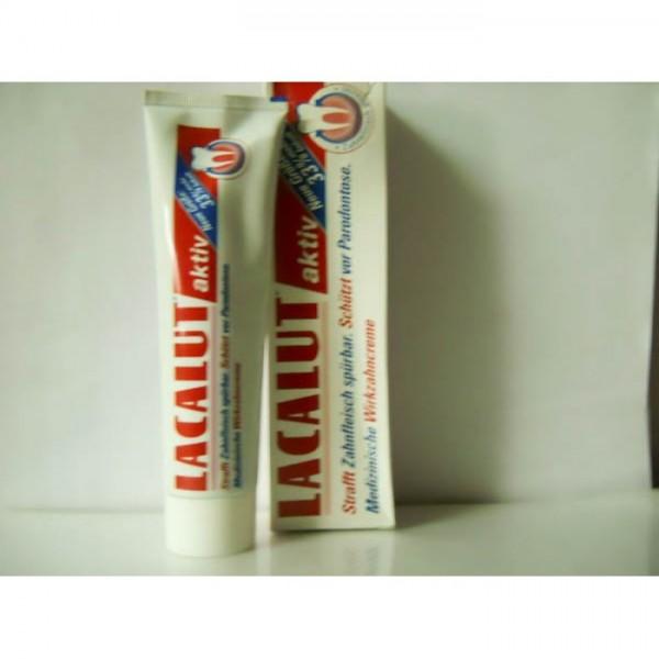 Зубная паста LACALUT aktiv 100мл профилактическая