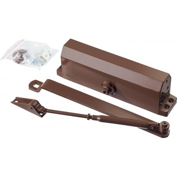 Доводчик дверной SD-2030BR 40-55кг коричневый 37693