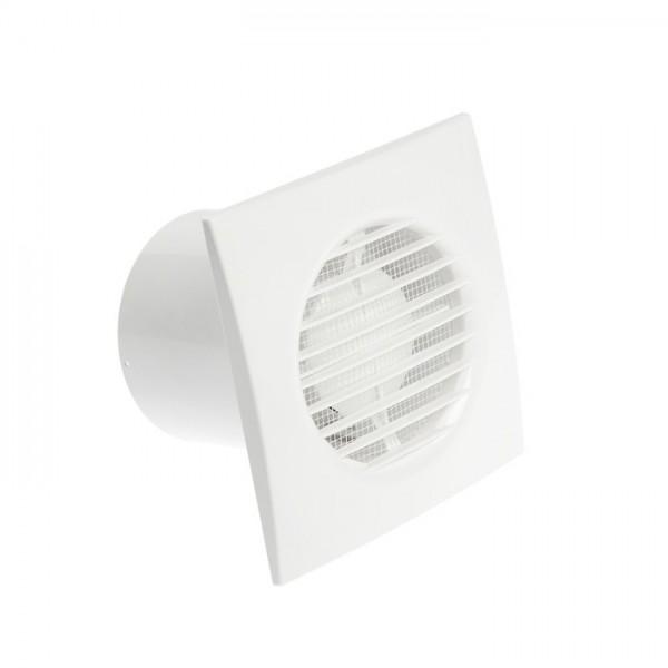 Вентилятор Квазар 100, 95 м?/ч, 14 Вт, 34 дБ, IP 24