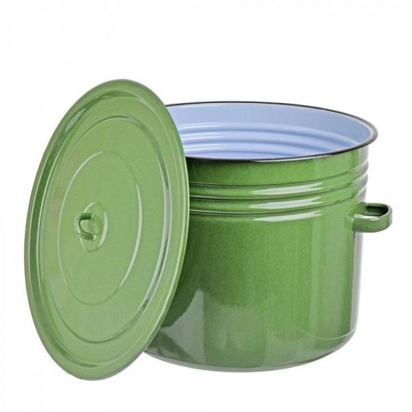 Бак 40л Рябчик зеленый С42833