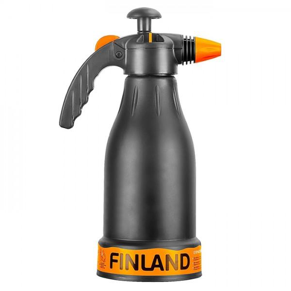 Опрыскиватель 2,0л FINLAND HOME  (прозрачный) 1730 пневматический