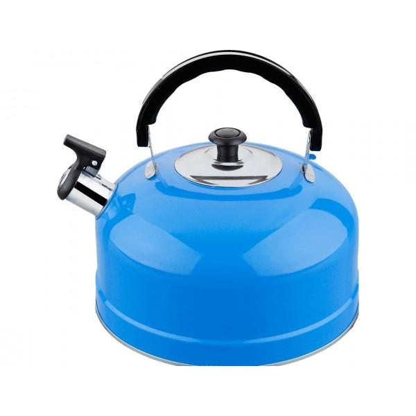 Чайник нерж 2,5л с/свист ИРИТ IRH-422