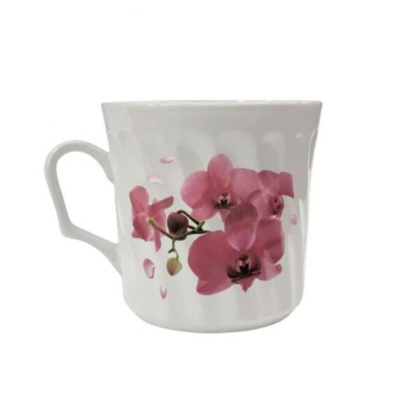 Кружка 250мл Орхидея 250-3514