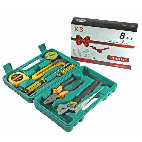 Набор ручного инструмента 8пр KS