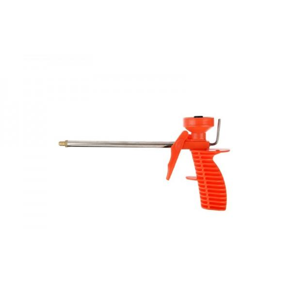 Пистолет для монтажной пены HEADMAN облегченный пластиковый корпус   684-032
