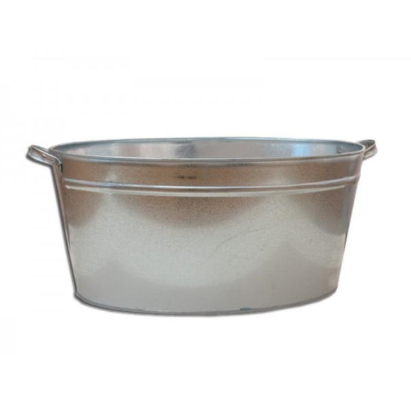 Ванна оцинк.45л