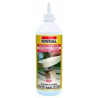 Клей суперводостойкий SOUDAL полиуретановый 66А
