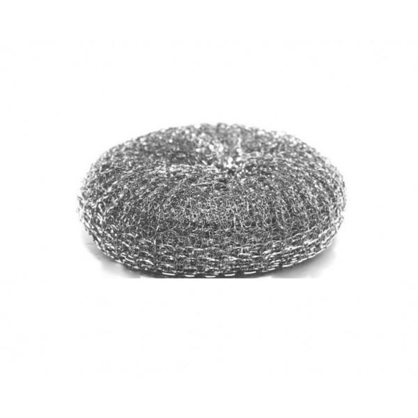 Мочалка для посуды металлич Альпак
