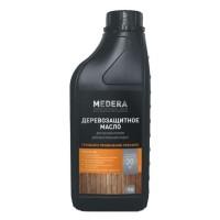 Деревозащитное масло  Медера 180, 1л (готовый)