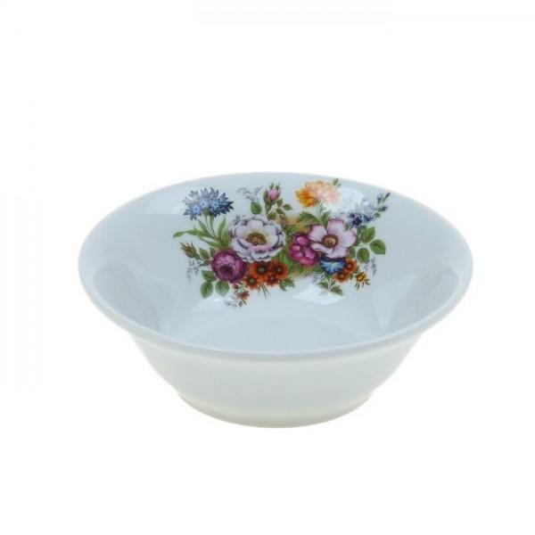 Салатник d15,5 360мл Цветы с6-1096