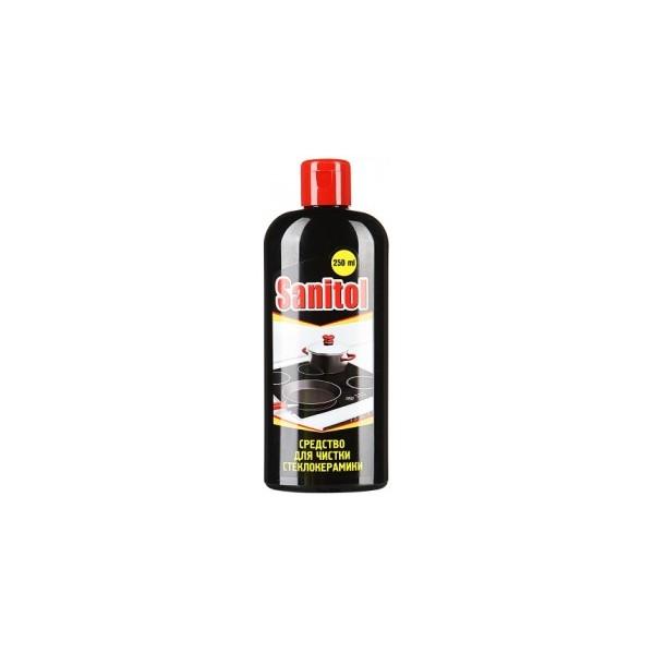 Чист.средство для стеклокерамики Sanitol 250г