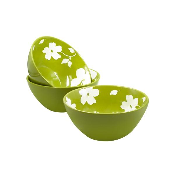 Набор салатниц керамика 3пр29591