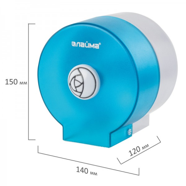 Диспенсер для туалетной бумаги  Лайма 605045
