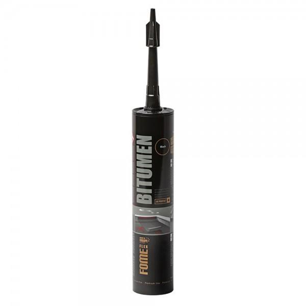 Герметик битумный, черный,  Fome Flex,Bitumen