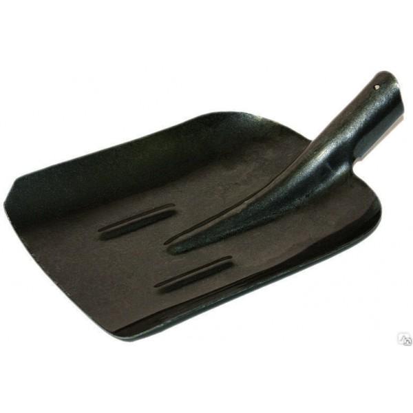 Лопата Sib Lux для угля рельсовая сталь