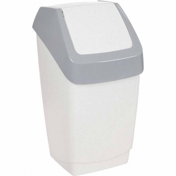 Контейнер для мусора ХАПС 15л (мраморный)