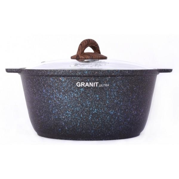 Жаровня 5л а/п Granit ultra original ст/кр жга51аку