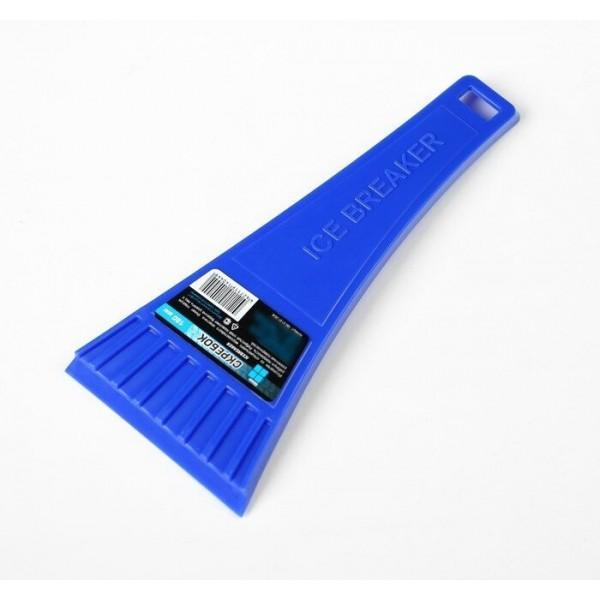 Скребок для авто синий Oktan 180мм
