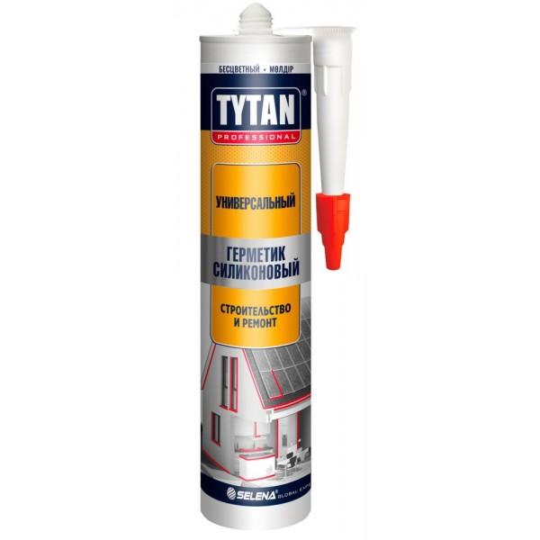 Герметик TYTAN PROFESSIONAL силиконовый универсальный прозрачный 310мл