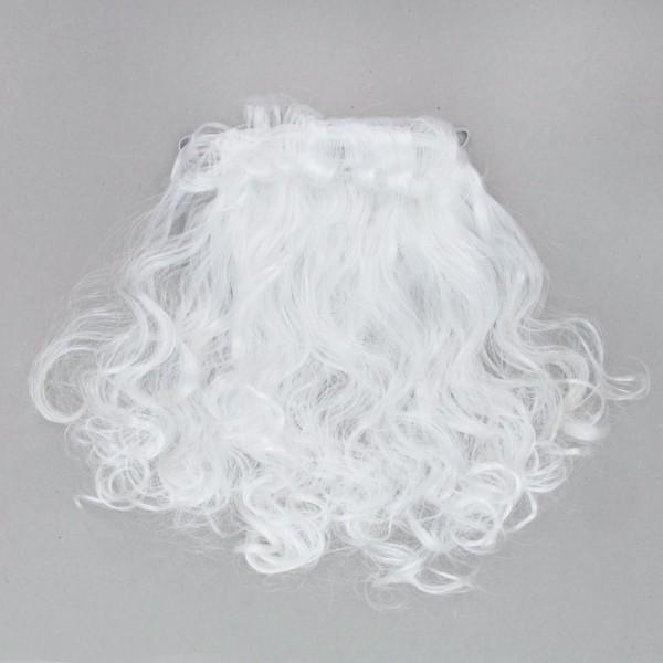 Борода Деда Мороза 30см (40гр)