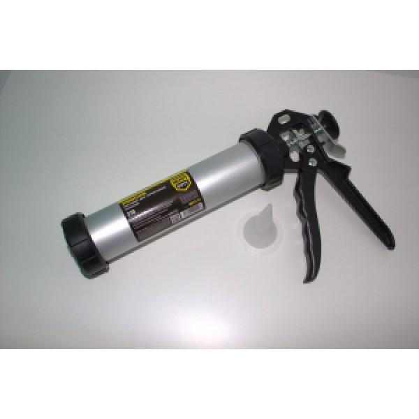 Пистолет для герметика SPARK LUX 310мл, закрытого типа, алюминиевый корпус /1/20