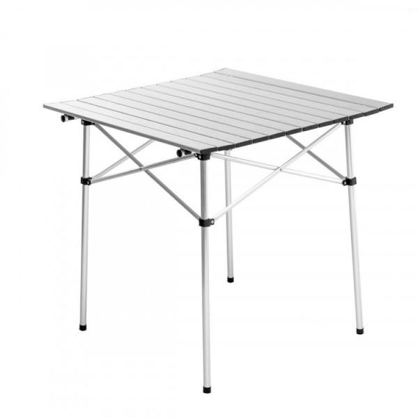 Стол складной 70*70*69см столешница алюминий (PR-SA)
