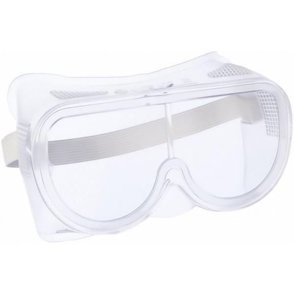 """Очки защитные STAYER """"STANDARD""""с прямой вентиляцией"""